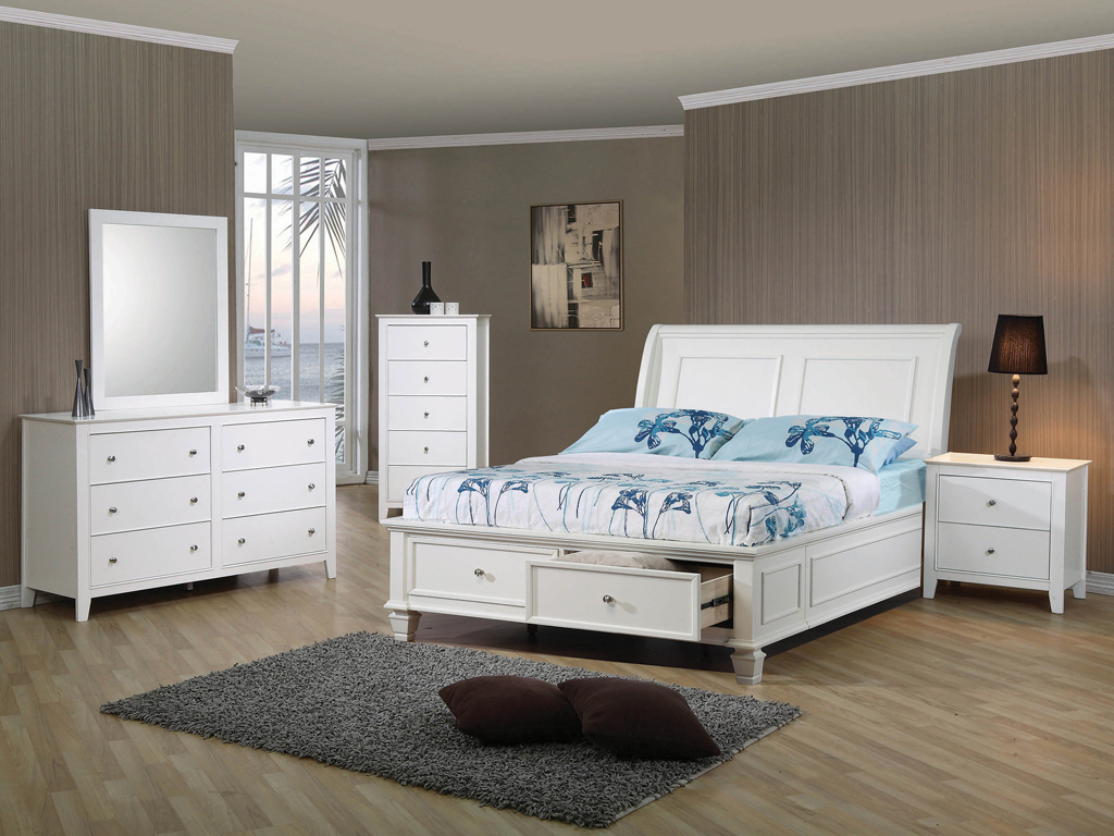 Selena Full Bed