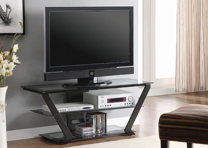 Contemporary TV Console