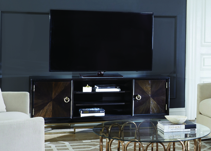 Corliss TV Console